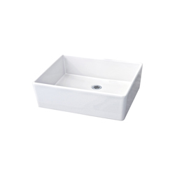 Consolidated Supply Co American Standard 0552 000 020 Loft Barrier Free Bathroom Sink Without Faucet Hole Rectangular 19 5 8 In W X 15 3 4 In D X 5 7 8 In H Above Counter Mount Fireclay White Import