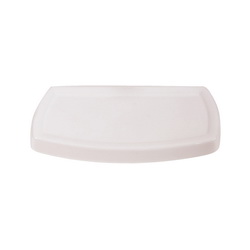 American Standard 735128-400.020 Champion® 4 Tank Cover, For Use With 4266 Tank, Vitreous China, White, Import