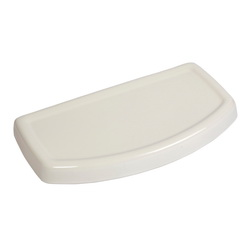 American Standard 735154-400.020 Cadet® 3 Toilet Tank Cover, For Use With American Standard 3053.000 Toilet, Vitreous China, White, Import