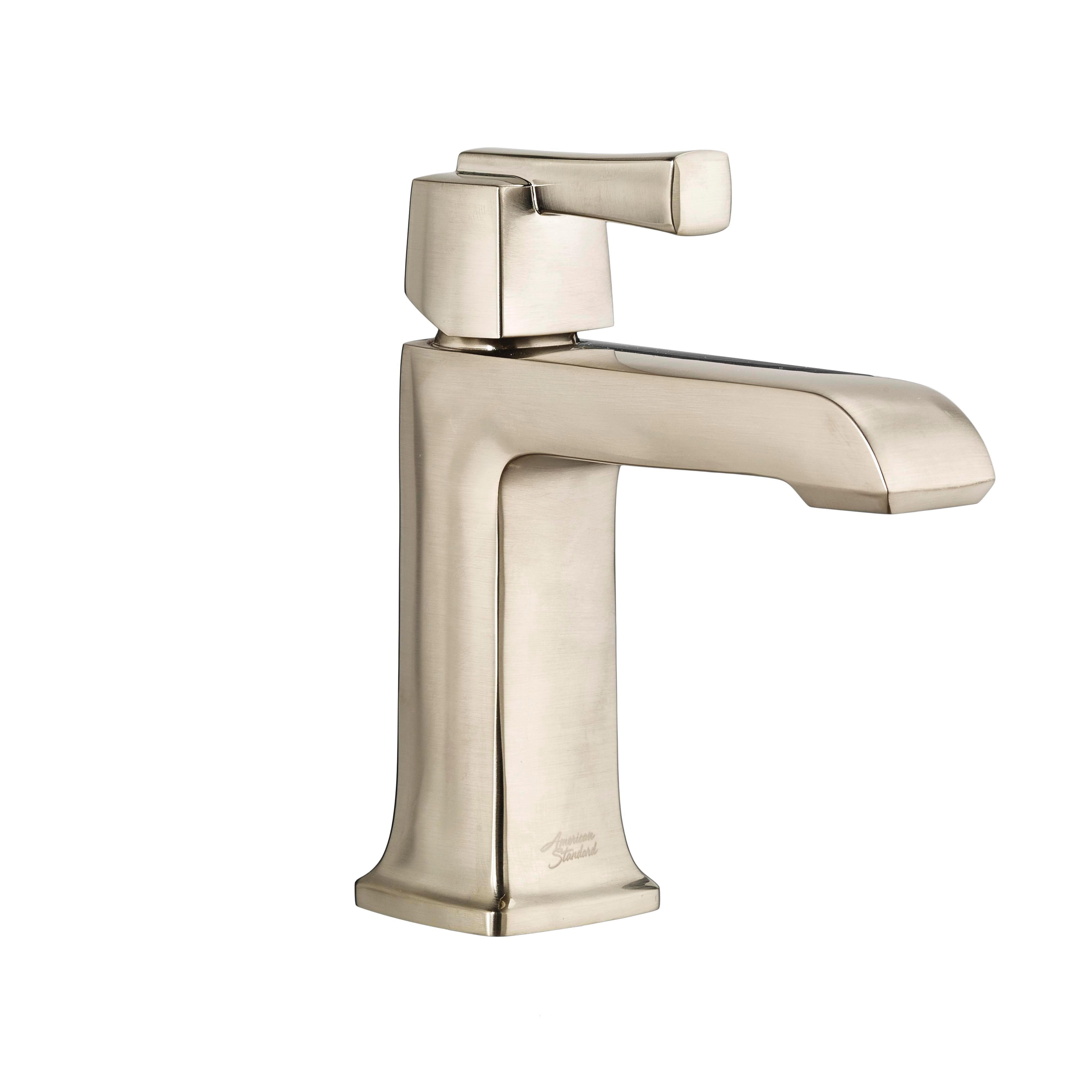 Consolidated Supply Co American Standard Townsend - How to install a bathroom faucet with pop up drain