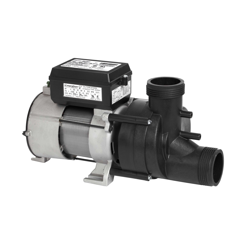 American Standard 752538-0070A Whirlpool Pump Motor, 1 hp