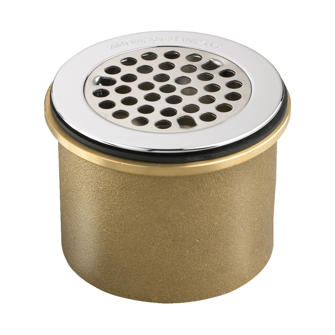 American Standard 7721.038.002 Sink Grid Drain, 3 in, IPS,  Brass Drain, Polished Chrome, Import