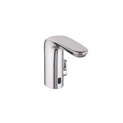 American Standard 7755205.002 NextGen™ Selectronic® Integrated Proximity Lavatory Faucet, 0.5 gpm, Polished Chrome, 1 Handle, DC Battery, Commercial, Import