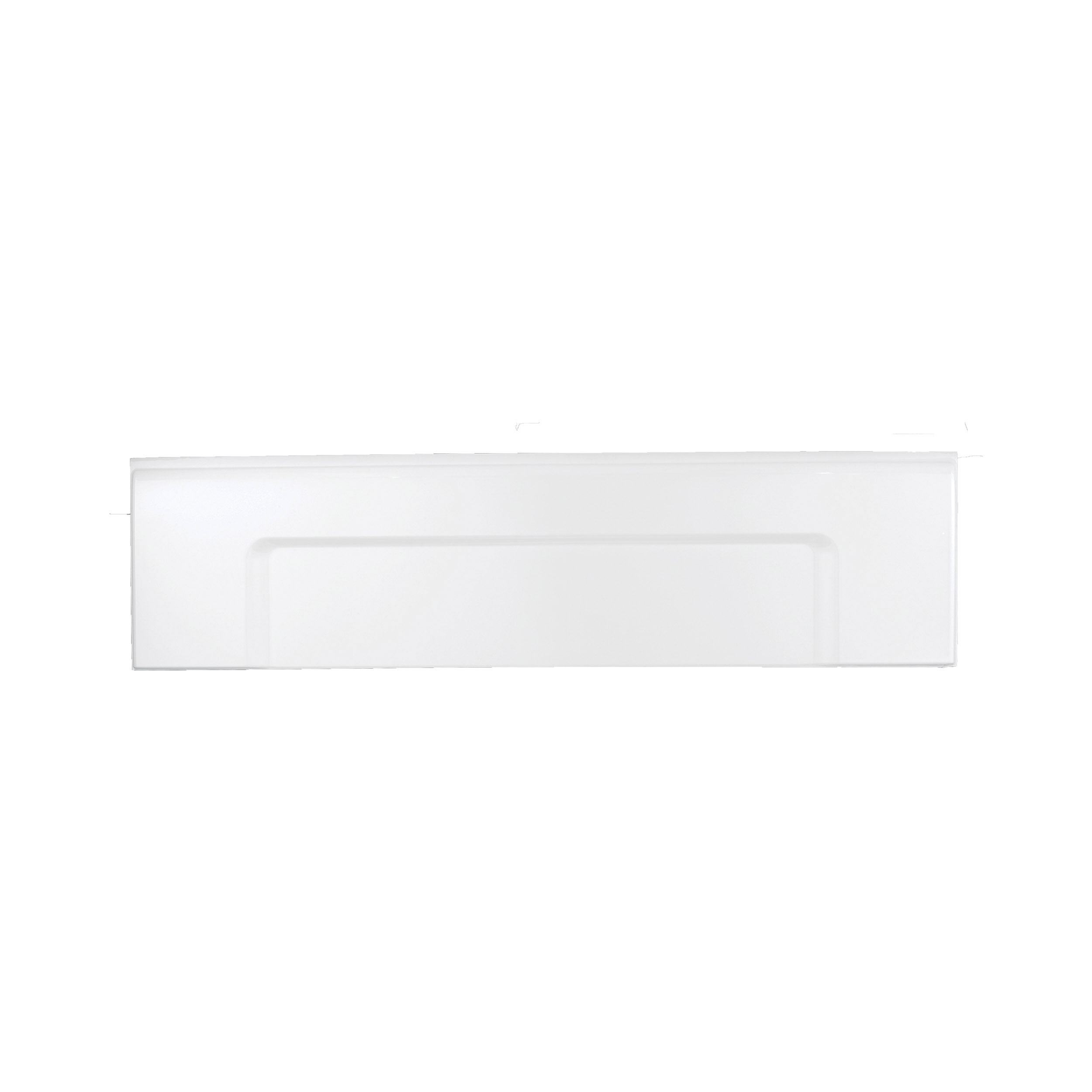 American Standard 9271019.020 Bathtub Apron, For Use With Evolution® 6 ft x 36 in Everclean® Combo Massage System, Acrylic, White, Import