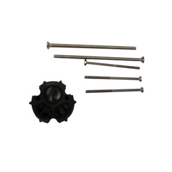American Standard M961818-2950A Deep Rough-In Kit, For Use With Single Control Pressure Balance Assembly and Trim Kit for R110/R120 Series Rough Valve, Metal, Satin Nickel, Import