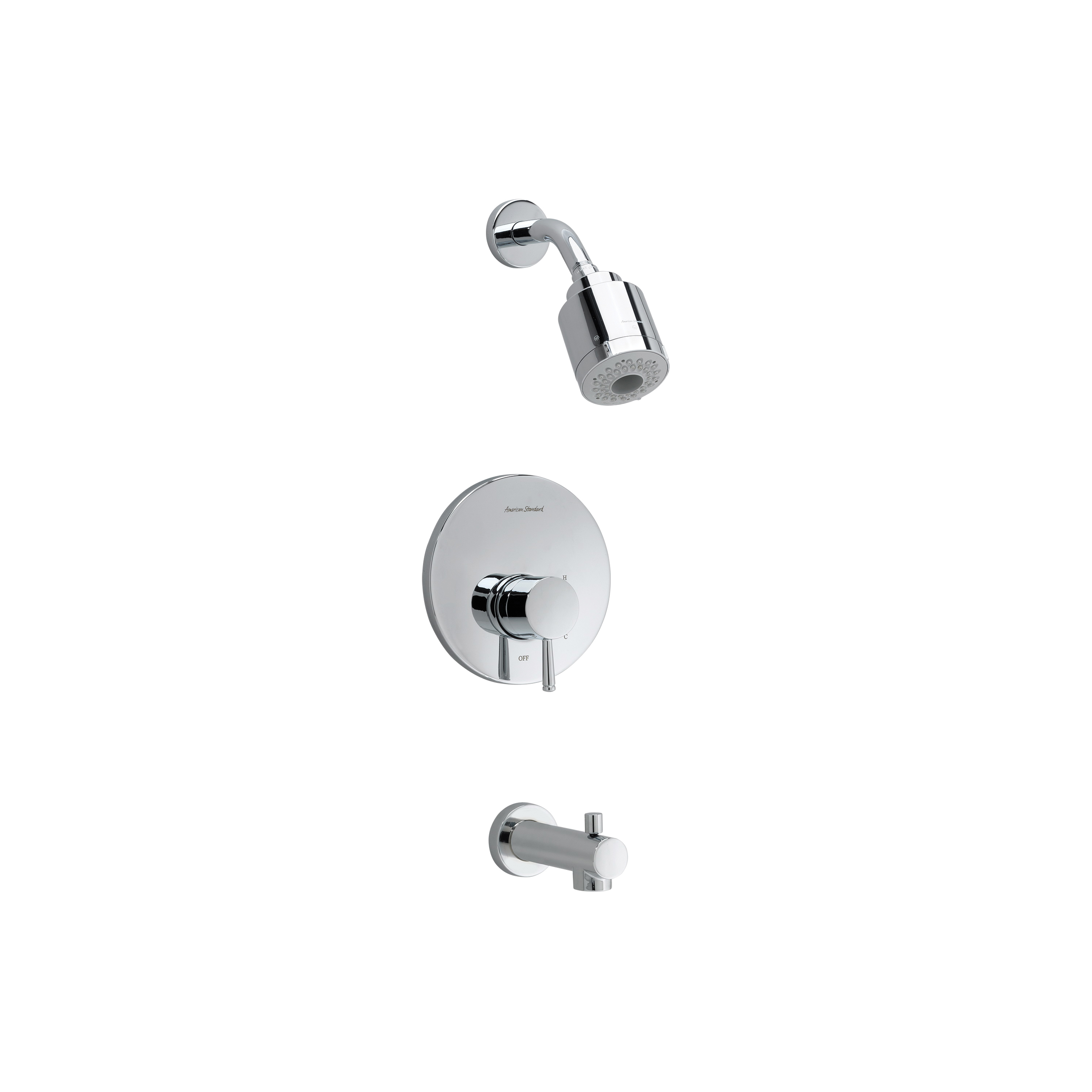 Consolidated Supply Co.   American Standard T064508.002 Serin® Bath ...
