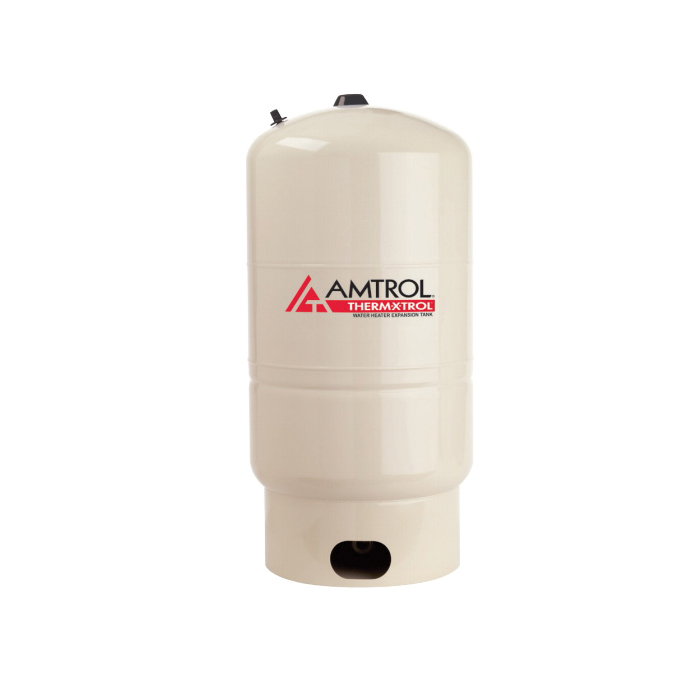 Amtrol® Therm-X-Trol® ST-25V ST Series Vertical Free Standing Thermal Expansion Tank, 10.3 gal Tank, 10.3 gal Acceptance, 150 psig, ASME Yes/No: No, 15 in Dia x 19 in H