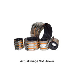 Anaco-Husky 4008 Husky® SD 4000 Pipe Coupling Without Hub, 3 in, 304 Stainless Steel, Domestic