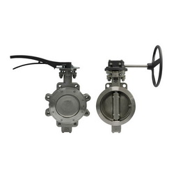 Apollo™ Apollo International™ 230L04SSP2FA1 Lug Style Butterfly Valve, 4 in, 300 lb, 316 Stainless Steel Body