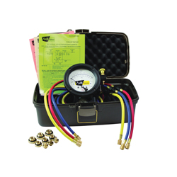 Apollo™ 40-200-TKU Backflow Test Kit With Line-Pressure Gauge, For Use With Apollo™ DCV, RPZ, PVB and SVB Backflow Preventer, Plastic