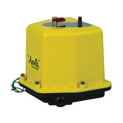 Apollo™ AE20010 AE Series Electric Actuator, 200 in-lb Output, Die-Cast Aluminum Body