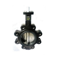 Apollo™ Apollo International™ LD14106BE11 Lug Style Resilient Seated Butterfly Valve, 6 in, Ductile Iron Body