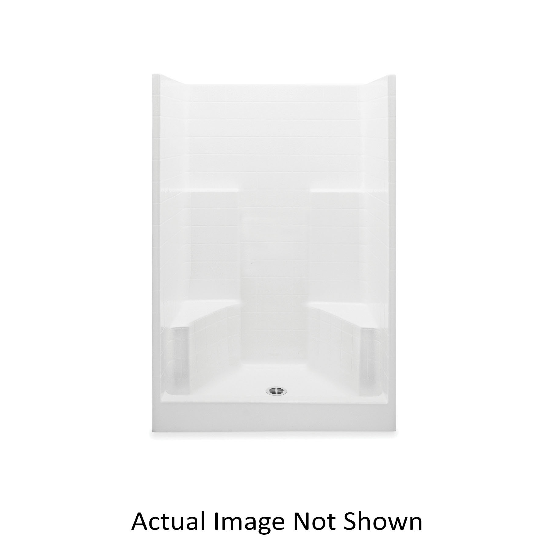 Consolidated Supply Co. | Aquatic 1483CTGN-WH Everyday 1-Piece ...