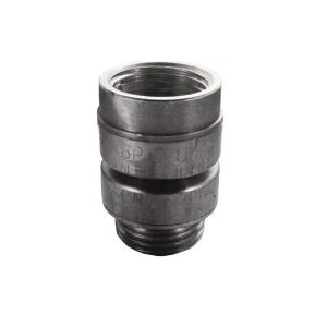Arrowhead 59BFPCHR Self Draining Vacuum Breaker, 1-1/16 x 3/4 in, Fine/Machine Threaded x Hose Threaded, Brass Body
