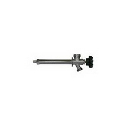 McDonald® 5420-292 72011P Frostproof Sillcock With Antisiphon Integral Vacuum Breaker, 1/2 in, PEX x Garden Hose Thread, Brass Body, Handwheel Actuator