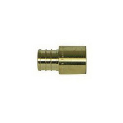McDonald® 5423-028 72300SM Male Sweat Adapter, 1 in, PEX x Male C, Brass