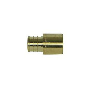 McDonald® 5423-027 72300SM Male Sweat Adapter, 3/4 in, PEX x Male C, Brass