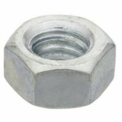 BBI 00200-2600-401 200 Hex Nut, 3/8-16, Low Carbon Steel, Zinc Blue, A ASTM F1941 FeZn3A Material, Right Hand Thread