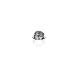 Blanco 441231 3-in-1 Basket Strainer, Stainless Steel