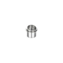 Blanco 441232 3-in-1 Disposal Flange, For Use With InSinkErator® Disposal and 3-1/2 in Drain Opening, Stainless Steel