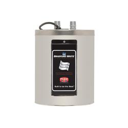 Bradford White® Powerful Compact® RE1-2U6-1NAL Utility Electric Water Heater, 2 gal Tank, 120 VAC, 1500 W, 1 ph