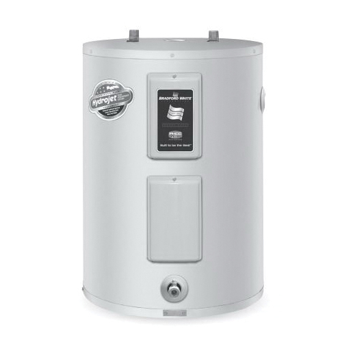"BRADFORD RE230LN6-1NCWW 28 GAL EF.95 DUAL RATING 4500W/240V - 3500W/208V WATER HEATER LOWBOY 30""X23"" WITH T&P * NAECA COMPLIANT"