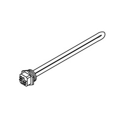 Bradford White® 265-42540-02 Heating Element With Gasket, 120 VAC, 1500 W