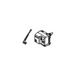 Bradford White® 239-48795-04 Natural Gas Valve With 4-7/16 in Cavity, 180 deg F