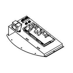 Bradford White® 243-47149-01 Ignition Control Assembly