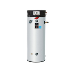 Bradford White® EF-100T-199E-3N2 eF Series® Gas Water Heater, 100 gal Tank, 199999 Btu/hr Heating, Natural Gas Fuel, Direct Vent, Direct Spark Ignition, Tall or Short: Tall, Ultra Low Nox: Yes, Domestic