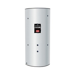 Bradford White® NV435JG5A Vertical Large Volume Insulated Storage Tank, 435 gal Actual Tank, 46 in Dia, 3 in NPT Inlet x 3 in Outlet, Domestic