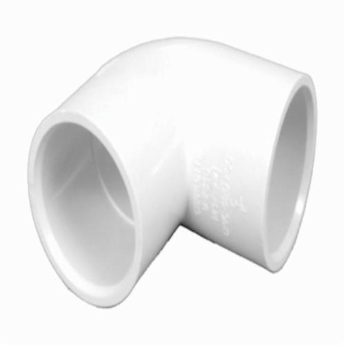 Charlotte FlowGuard Gold® CTS 02300 0600 90 deg Pipe Elbow, 1/2 in, Socket, SDR 11, CPVC, Domestic