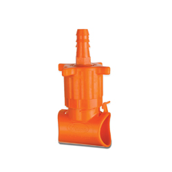 DAWN Industries KwikTap® KT010SW-S Straight Tool-Less Saddle Tee, 1 x 3/8 in, Swing, Domestic