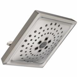 DELTA® 52684-SS 3-Setting Raincan Shower Head, 2 gpm, 3 Sprays, Import