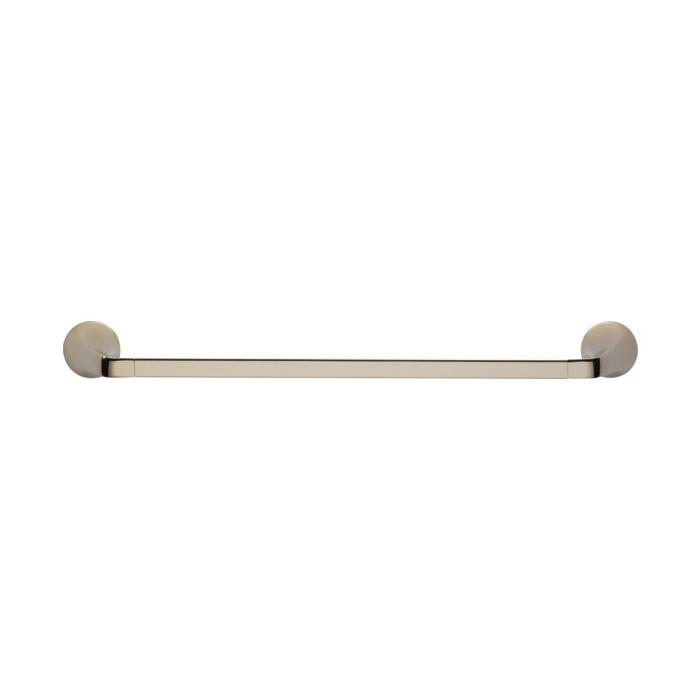 Brizo® 691850-PN Sotria™ Towel Bar, 18 in L Bar, 3 in OAD x 2 in OAH, Import