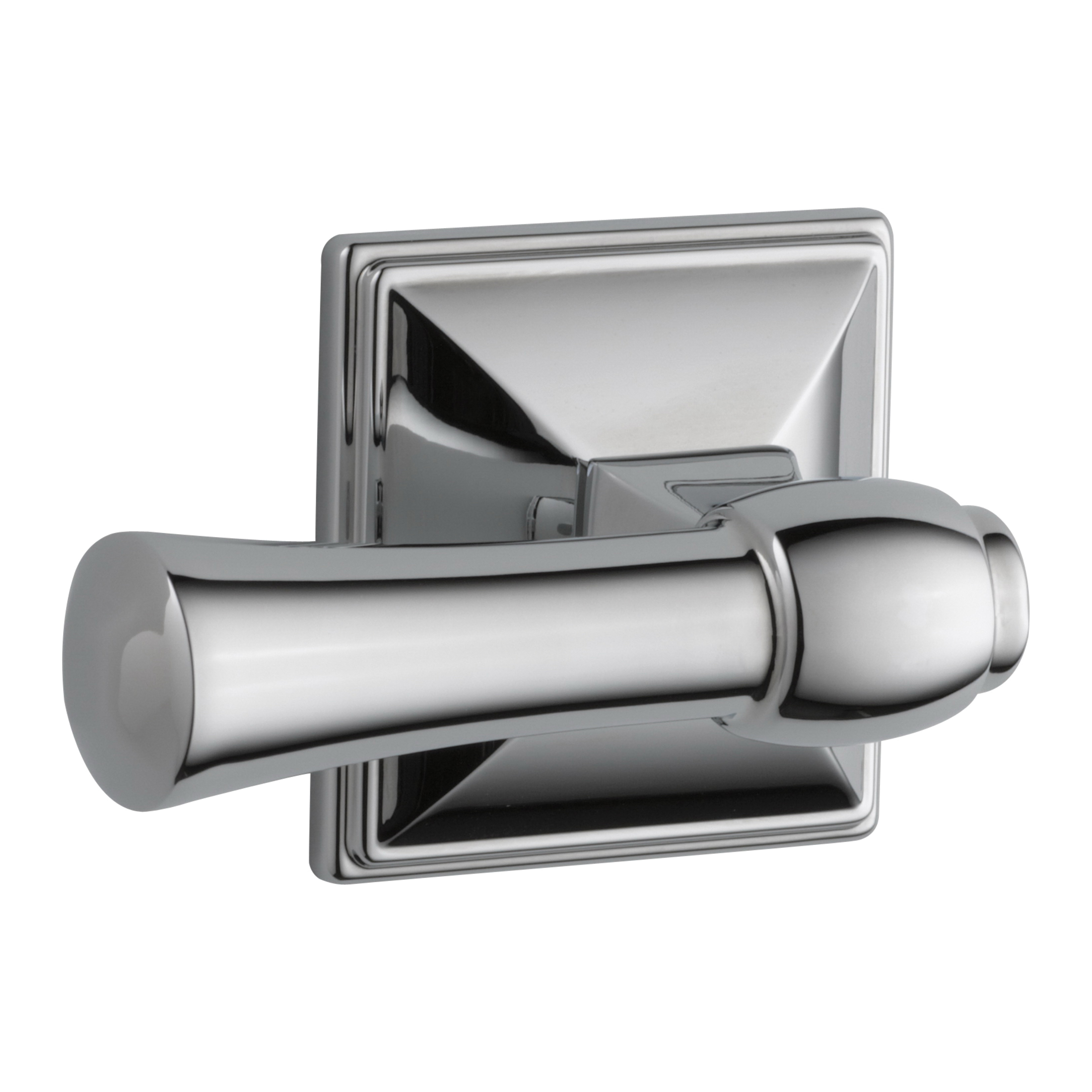 Brizo® 696340-PC Vesi® Traditional Toilet Tank Lever, 3-3/16 in L Arm, Chrome Plated, Import