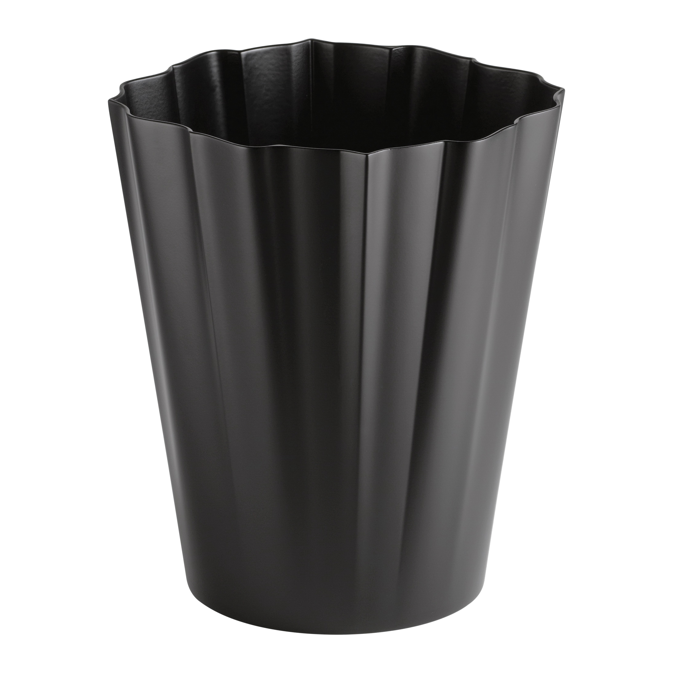 Brizo® 699060-BL Jason Wu Trash Can, 10 in Dia x 10 in L, Plastic
