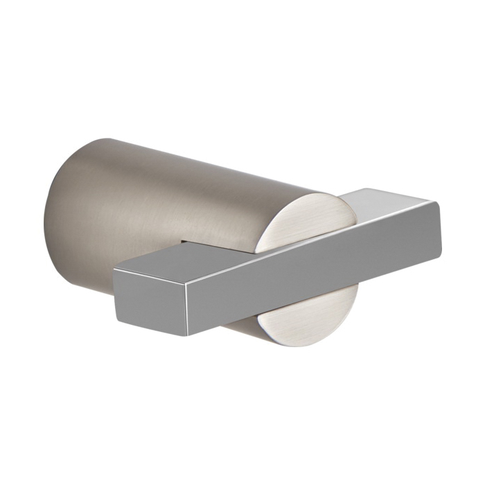Brizo® 699135-NKPC Litze™ Drawer Pull, Metal, Luxe Nickel/Polished Chrome, Import
