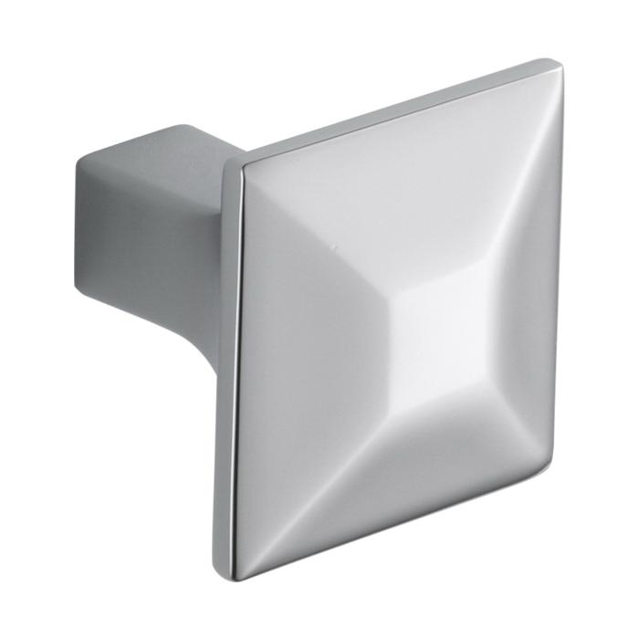 Brizo® 699240-PC Vesi® Drawer Knob, Metal, Chrome Plated, Import