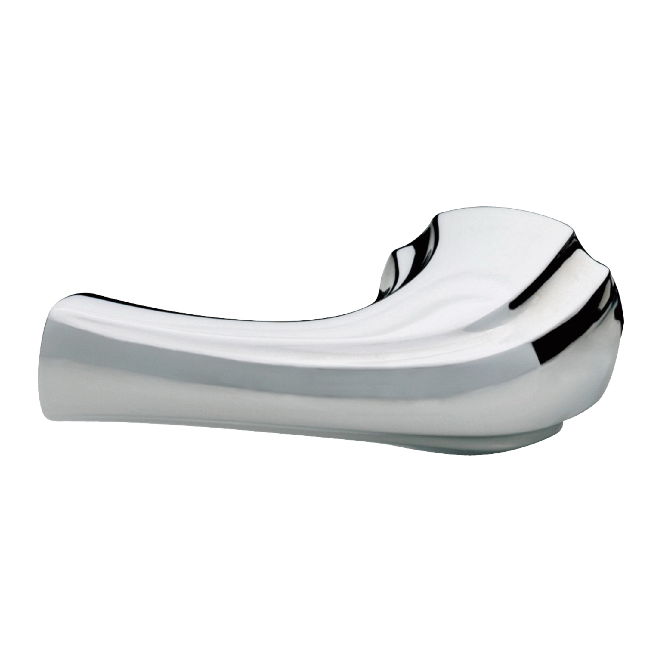 DELTA® 79260 Addison™ Modern Toilet Tank Lever, 3-1/8 in L Arm, Chrome Plated, Import
