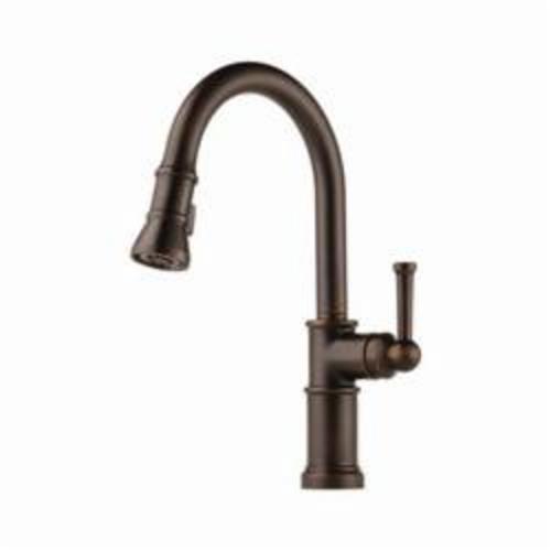 Beau DELTA® Brizo® 63025LF Artesso® Kitchen Faucet