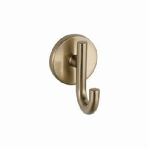 DELTA® 75935-CZ Trinsic® Robe Hook, 1-1/8 in OAW x 2-27/32 in OAD x 3-1/8 in OAH, Domestic