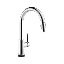 DELTA® 9159T-DST Trinsic® Kitchen Faucet