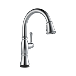 DELTA® 9197T-DST Cassidy™ Kitchen Faucet