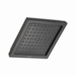 DELTA® RP62283RB Dryden™ Raincan Shower Head, 2.5 gpm, 1 Spray, Wall Mount, 3-1/8 x 6-9/16 in Head, Domestic