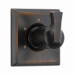 DELTA® T11851-RB 2-Port 3-Setting Diverter Trim, Hand Shower Yes/No: No, Venetian Bronze