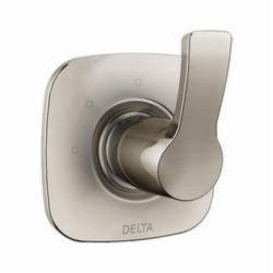 DELTA® T11852-SS 2-Port 3-Setting Diverter Trim, Hand Shower Yes/No: No, Brilliance® Stainless Steel