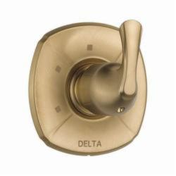 DELTA® T11892-CZ 2-Port 3-Setting Diverter Trim, Hand Shower Yes/No: No, Brilliance® Champagne Bronze