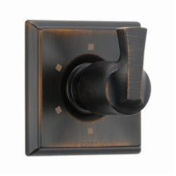 DELTA® T11951-RB 3-Port 6-Setting Diverter Trim, Hand Shower Yes/No: No, Venetian Bronze