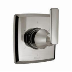 DELTA® T11964-SS 3-Port 6-Setting Diverter Trim, Hand Shower Yes/No: No, Brilliance® Stainless Steel